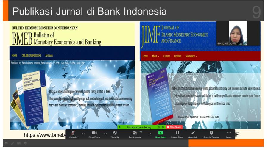 Peluang Penelitian di Bidang Ekonomi Moneter