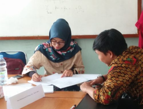 Pelaksanaan Monev Tugas Akhir Program Studi Ekonomi Pembangunan